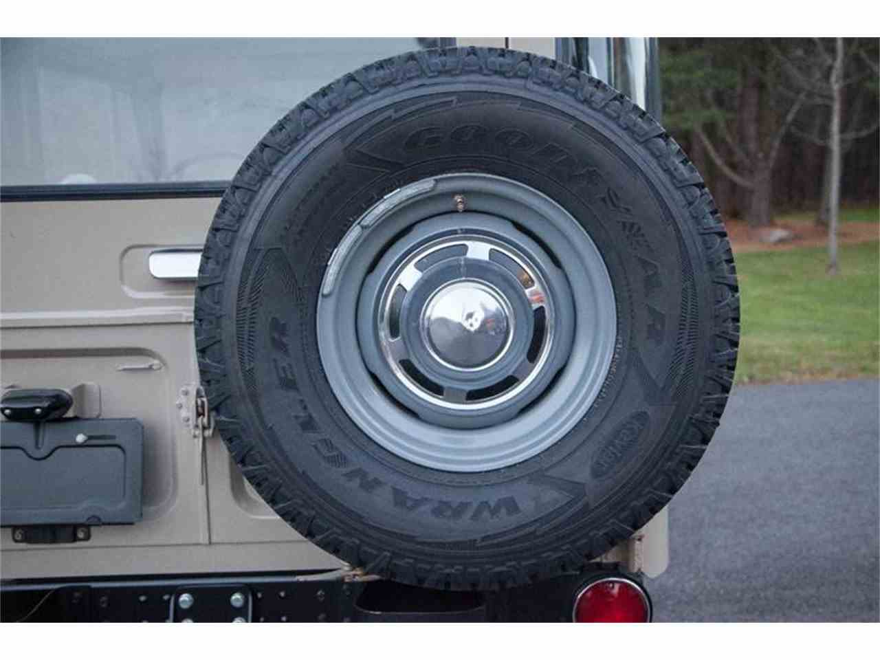 Large Picture of 1972 Land Cruiser FJ located in Vermont - LI7I