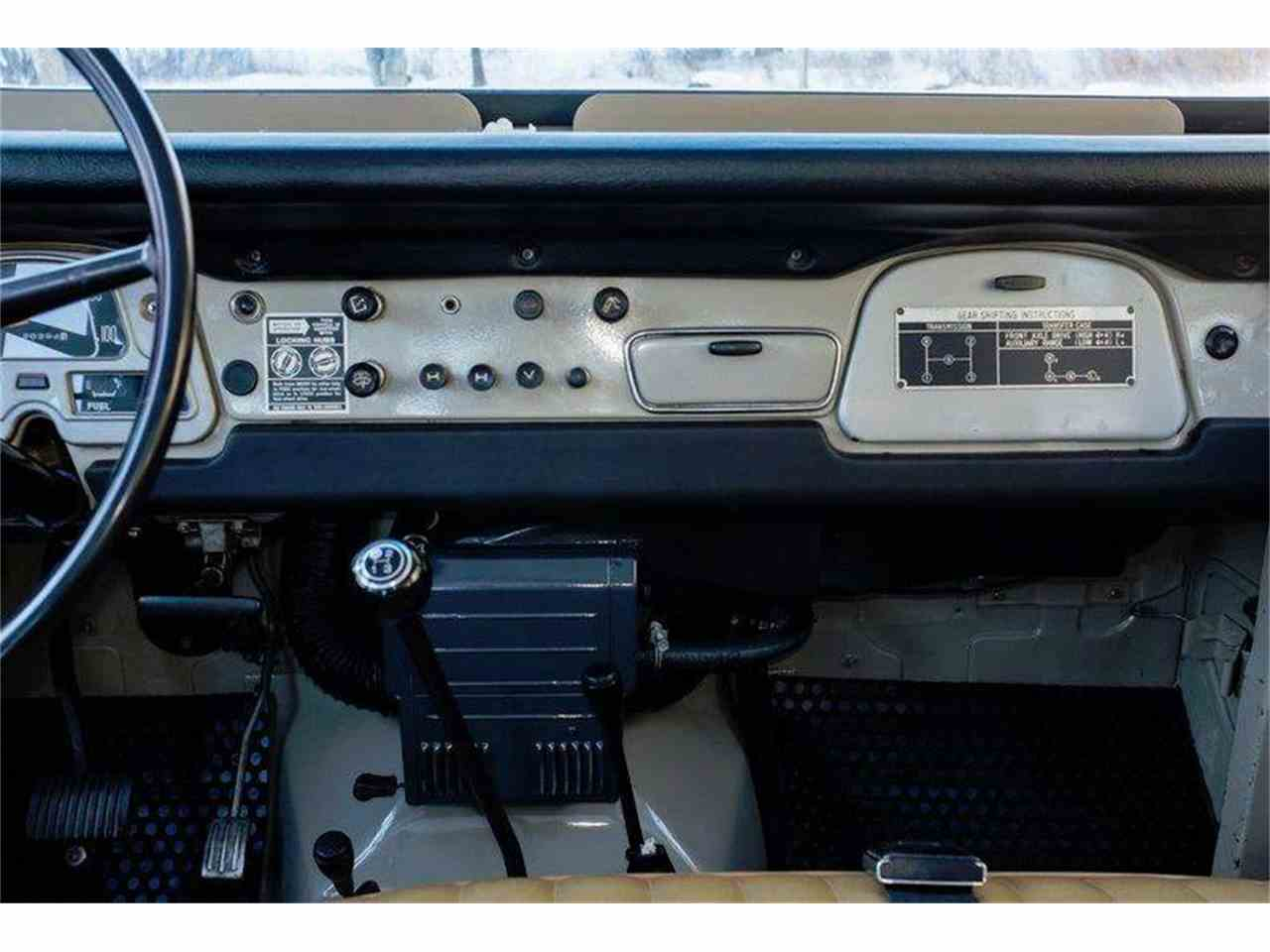 Large Picture of 1972 Land Cruiser FJ - $52,500.00 - LI7I