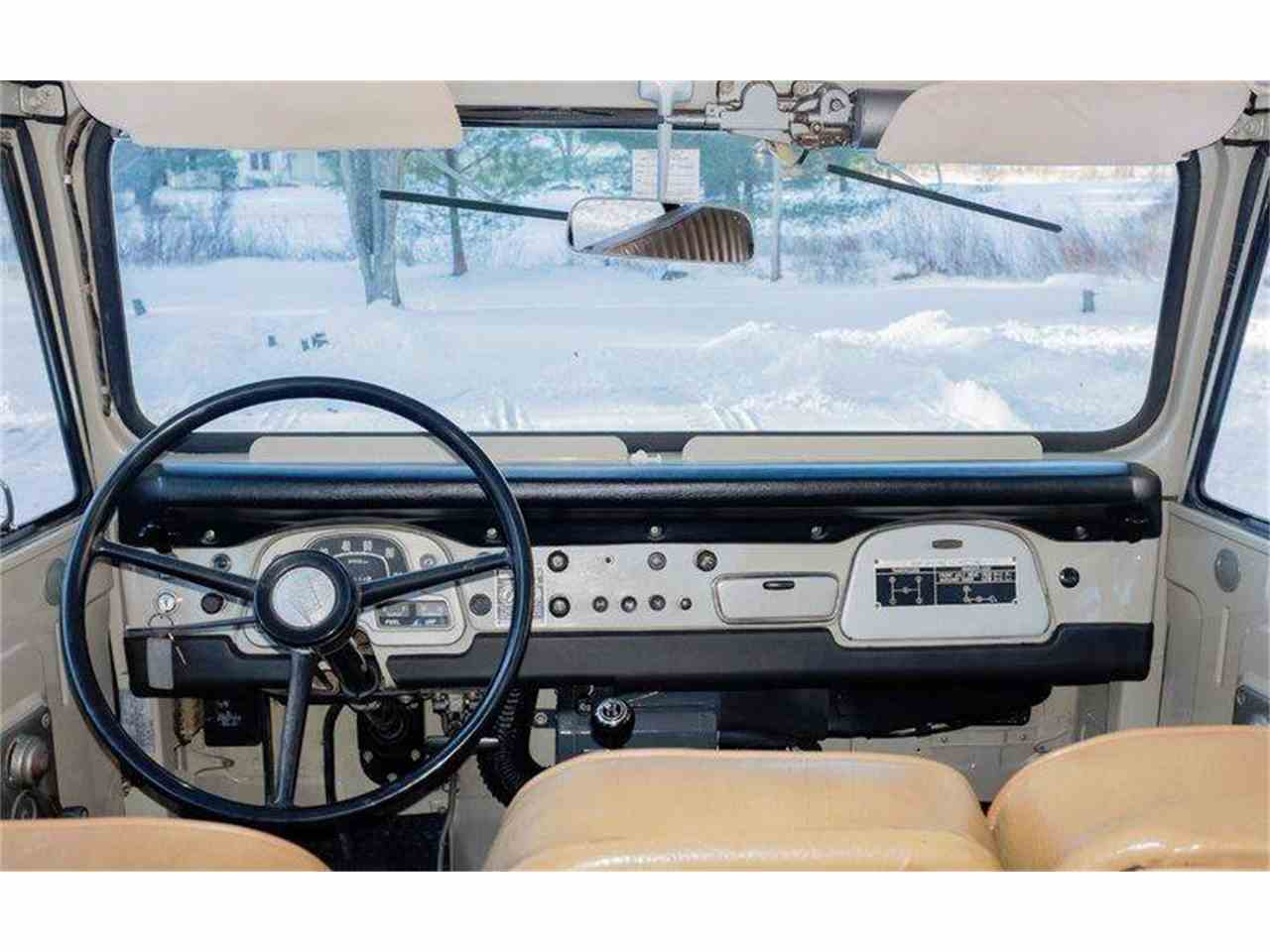 Large Picture of Classic '72 Toyota Land Cruiser FJ Offered by Essex Motorsport LLC - LI7I