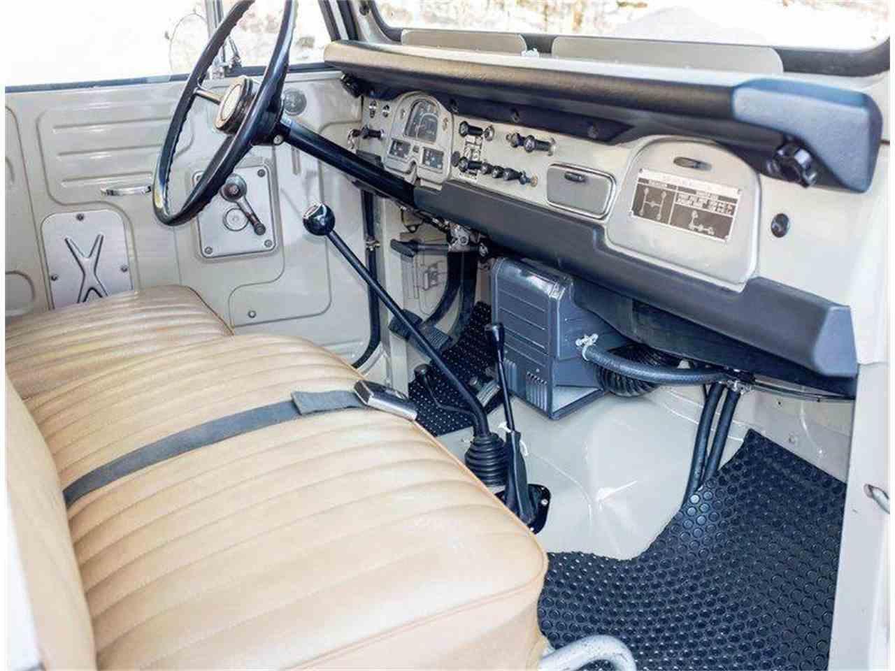 Large Picture of '72 Toyota Land Cruiser FJ Offered by Essex Motorsport LLC - LI7I