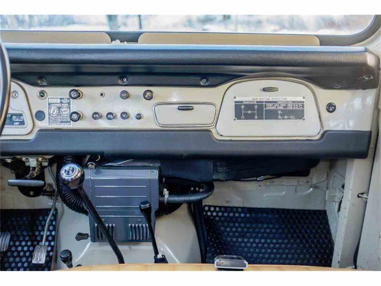Large Picture of Classic '72 Land Cruiser FJ located in Essex Junction Vermont - LI7I