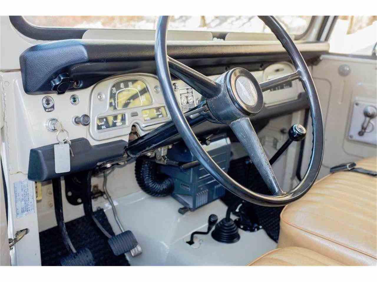 Large Picture of '72 Toyota Land Cruiser FJ located in Vermont Offered by Essex Motorsport LLC - LI7I