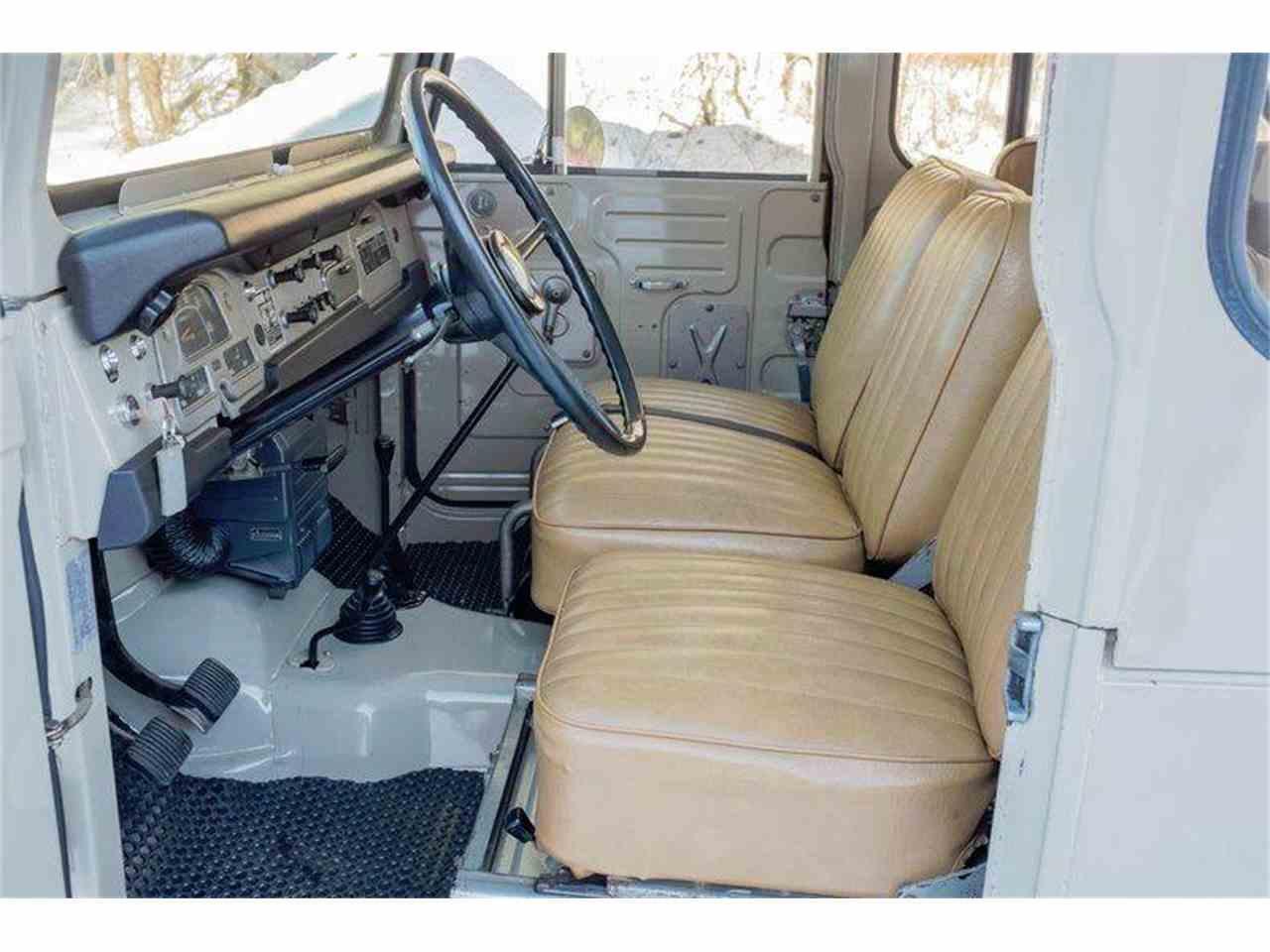 Large Picture of Classic '72 Toyota Land Cruiser FJ - $52,500.00 Offered by Essex Motorsport LLC - LI7I