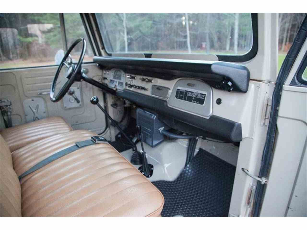 Large Picture of '72 Toyota Land Cruiser FJ located in Vermont - $52,500.00 Offered by Essex Motorsport LLC - LI7I