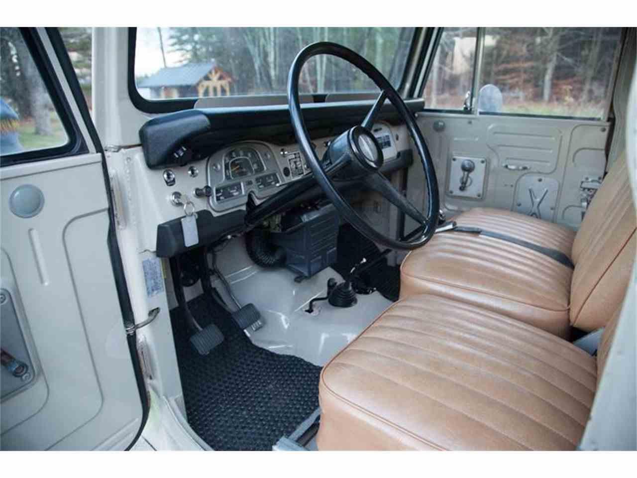 Large Picture of Classic '72 Land Cruiser FJ Offered by Essex Motorsport LLC - LI7I