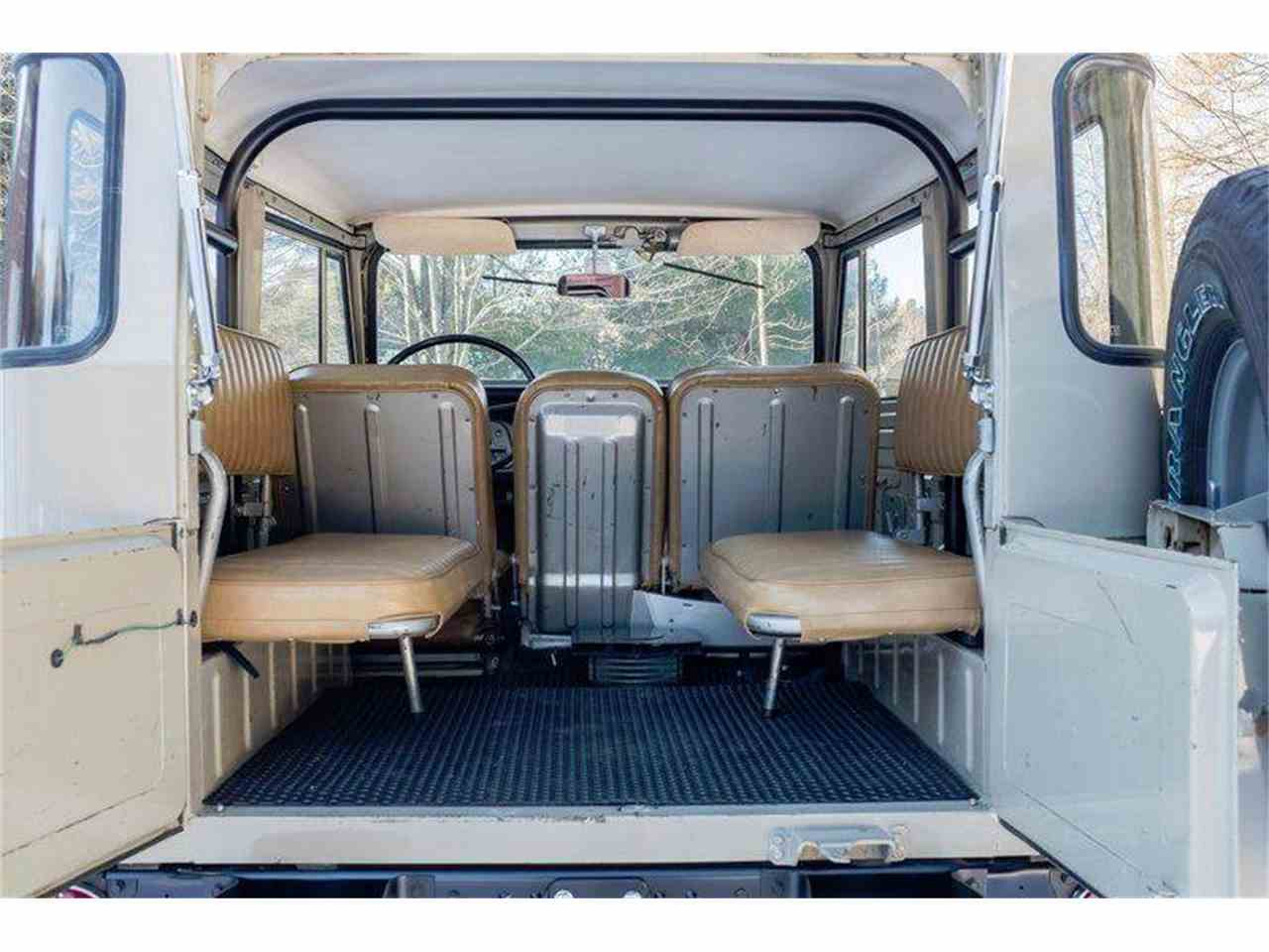 Large Picture of 1972 Land Cruiser FJ located in Vermont - $52,500.00 Offered by Essex Motorsport LLC - LI7I