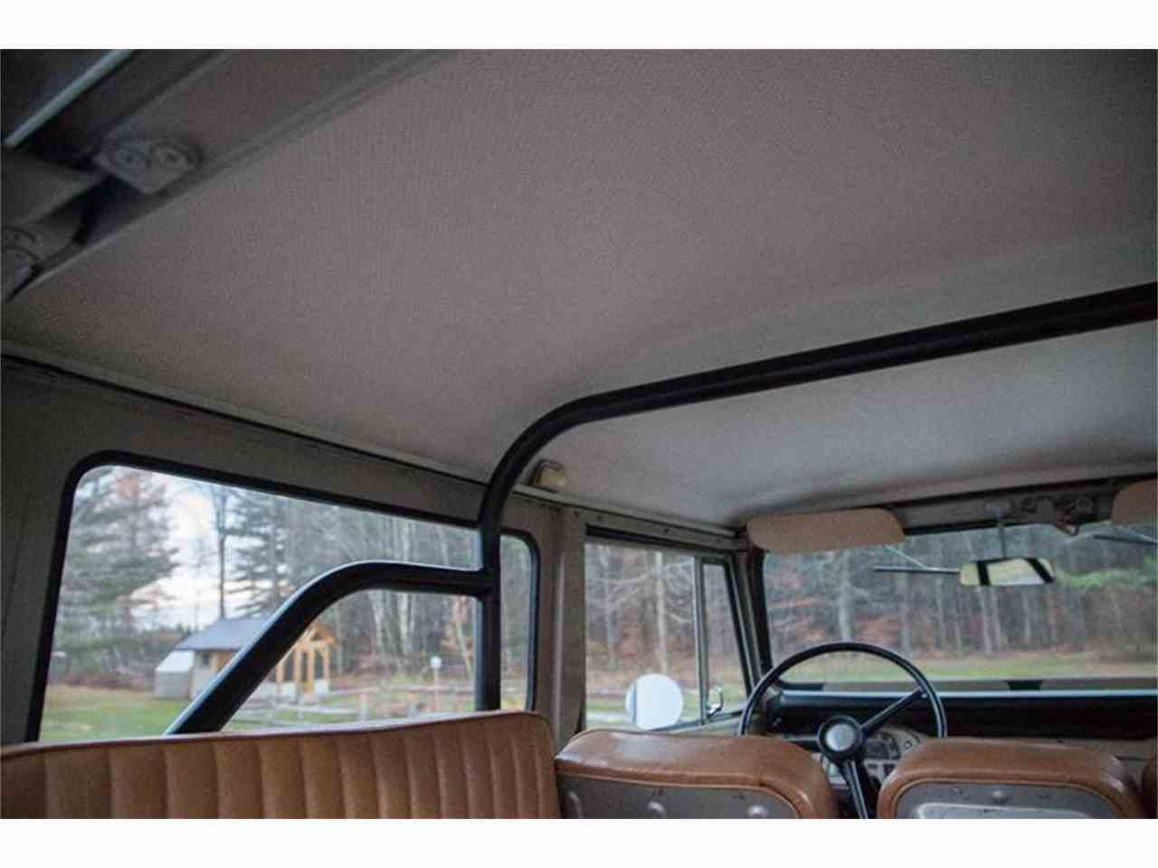 Large Picture of Classic 1972 Toyota Land Cruiser FJ located in Essex Junction Vermont - $52,500.00 - LI7I