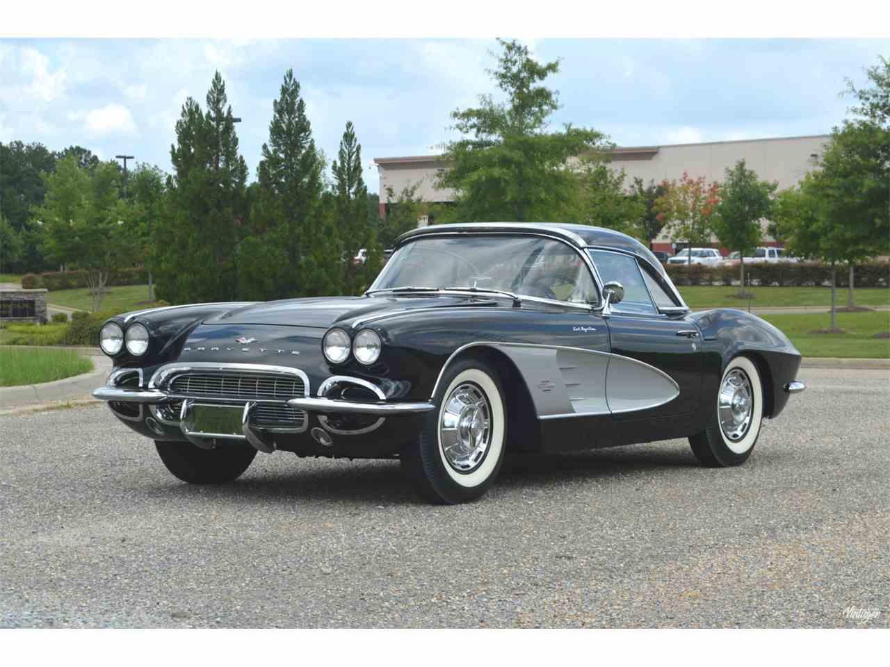 1961 chevrolet corvette for sale cc 1003380. Black Bedroom Furniture Sets. Home Design Ideas