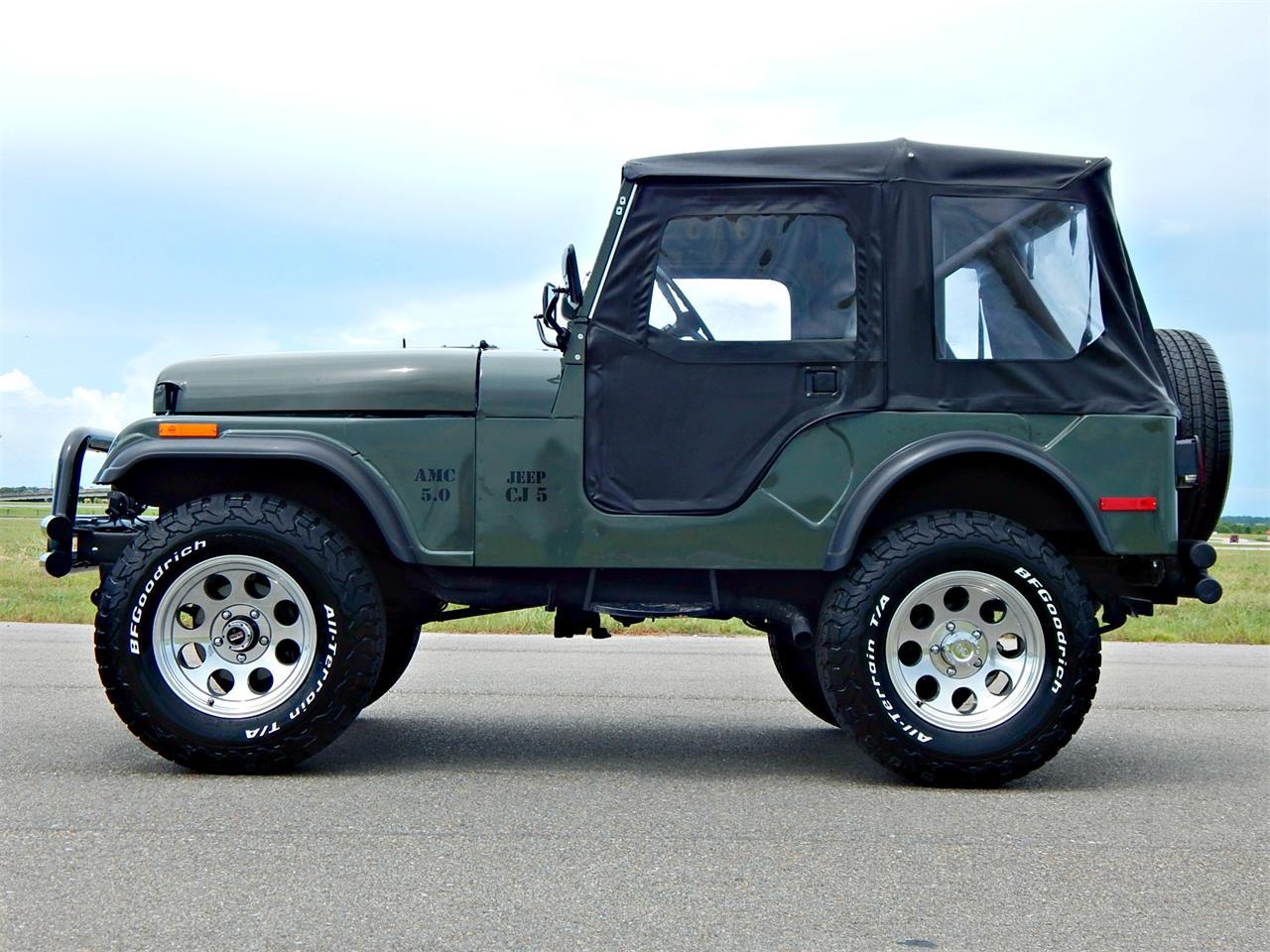 Large Picture of '75 CJ5 - LI7U