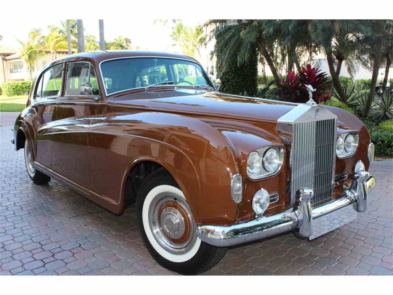 1963 rolls royce silver cloud iii for sale cc 1003388. Black Bedroom Furniture Sets. Home Design Ideas