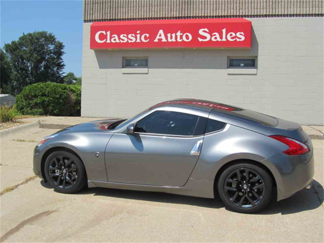 Large Picture of 2016 Nissan 370Z Offered by Classic Auto Sales - LI7Y
