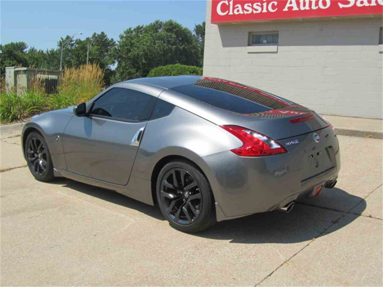 Large Picture of 2016 Nissan 370Z located in Nebraska - $24,900.00 Offered by Classic Auto Sales - LI7Y