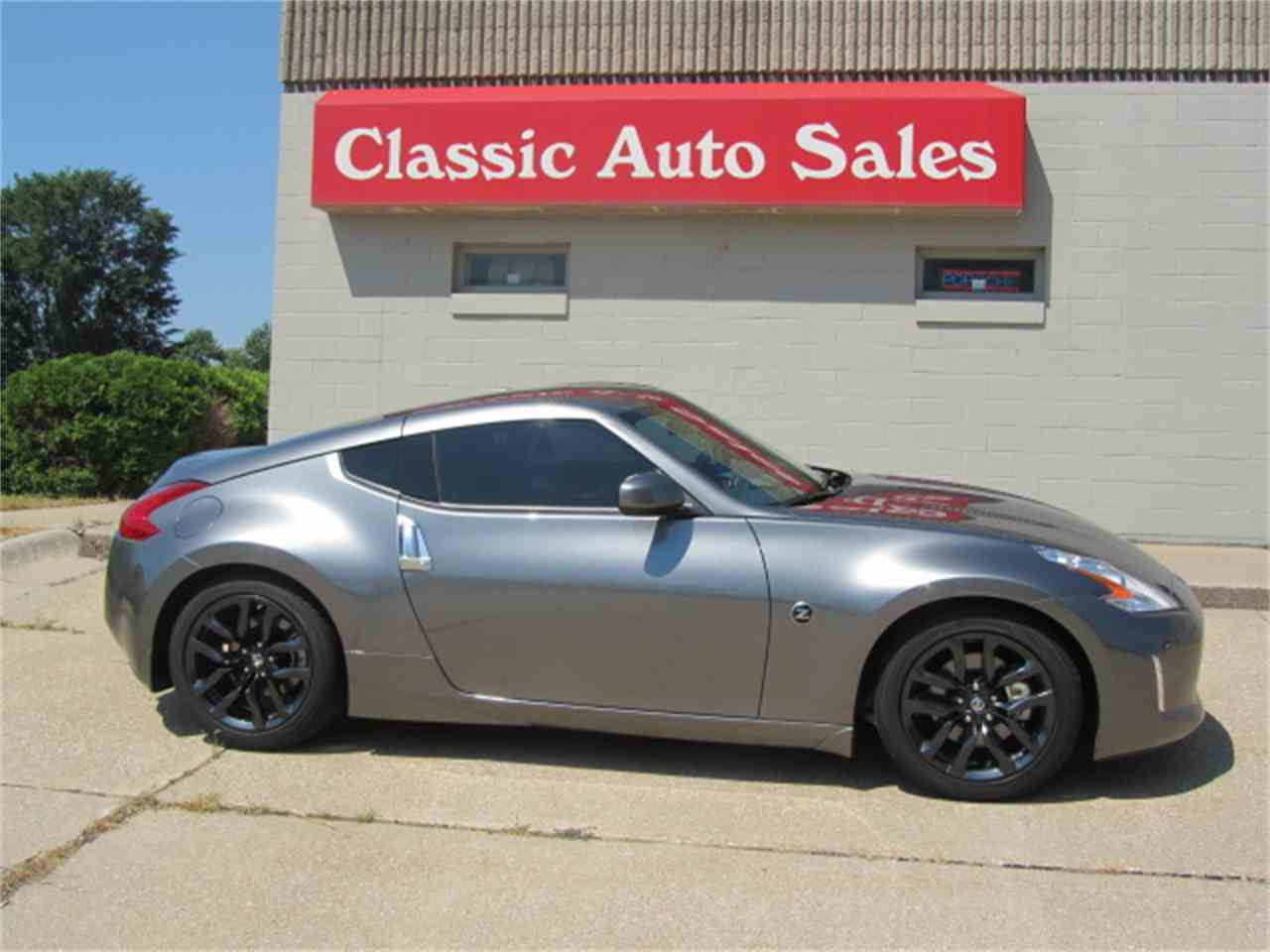 Large Picture of 2016 Nissan 370Z - LI7Y