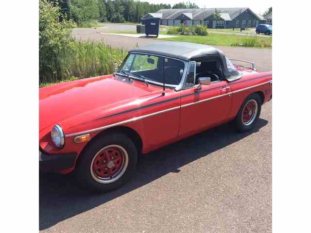 Picture of '80 MGB - LI81