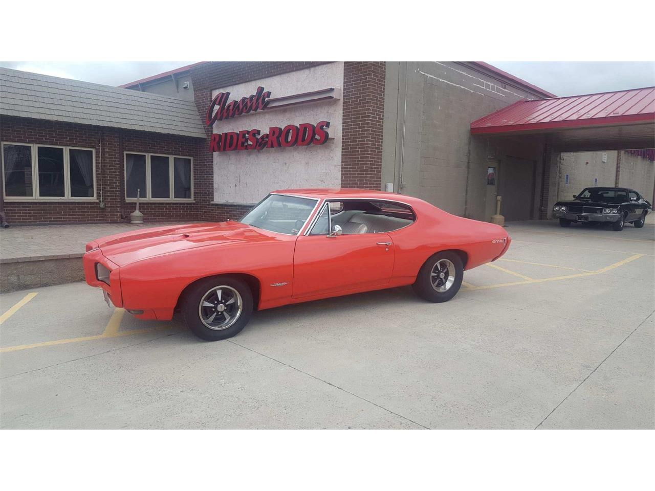 Large Picture of Classic '68 GTO - $29,999.00 Offered by Classic Rides and Rods - LFV8