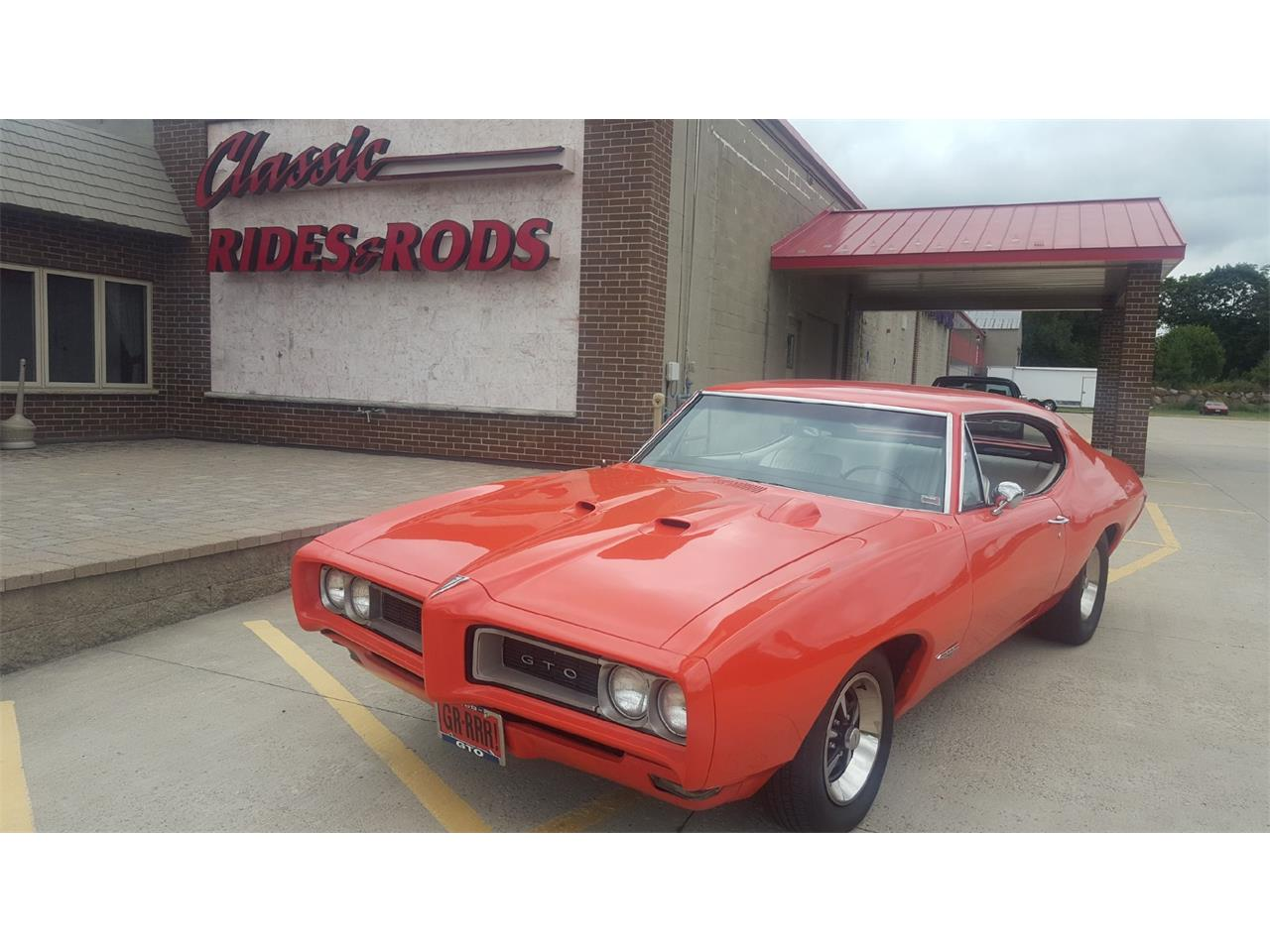 Large Picture of Classic '68 Pontiac GTO - $29,999.00 Offered by Classic Rides and Rods - LFV8