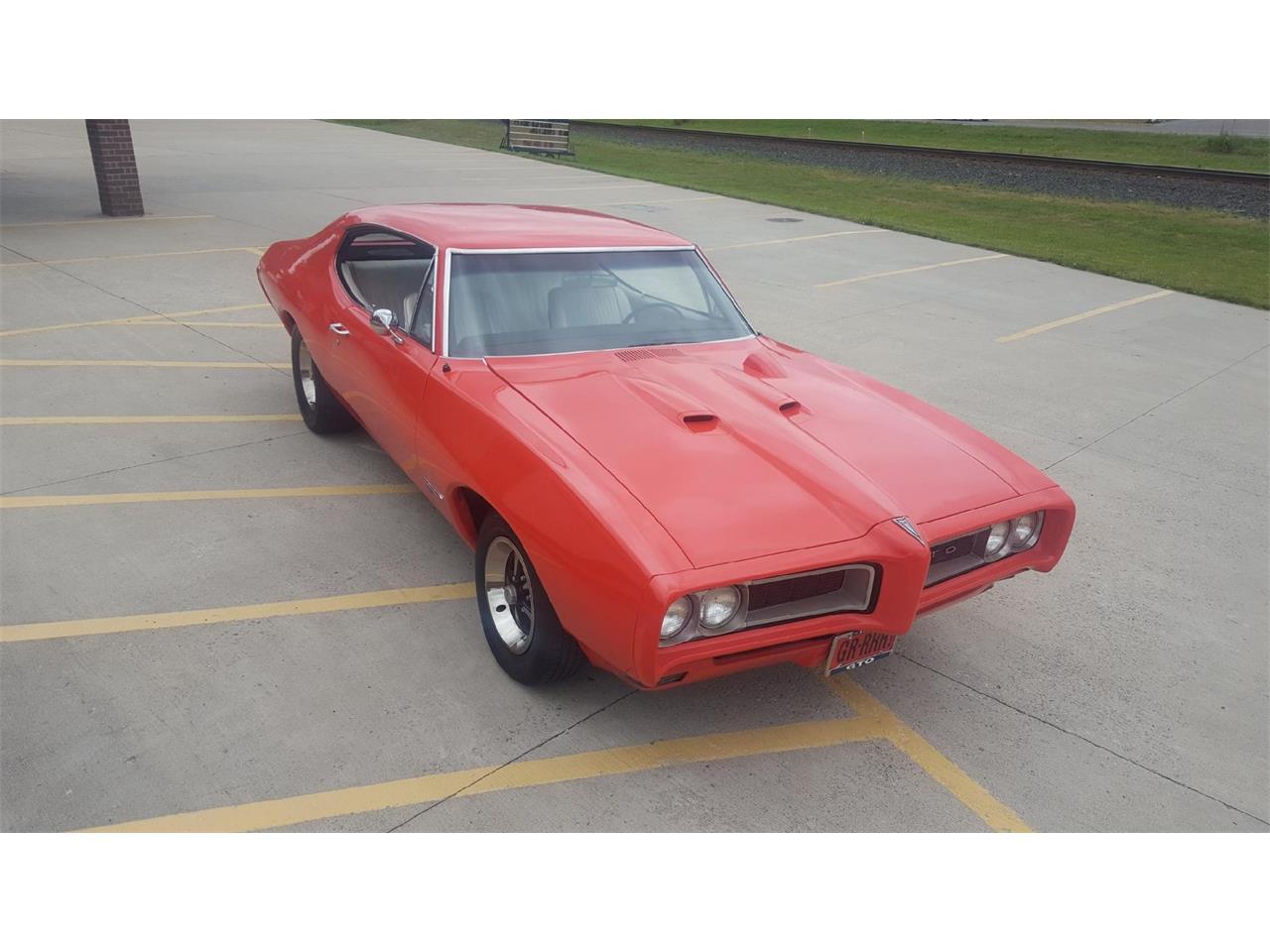 Large Picture of Classic '68 Pontiac GTO - $29,999.00 - LFV8
