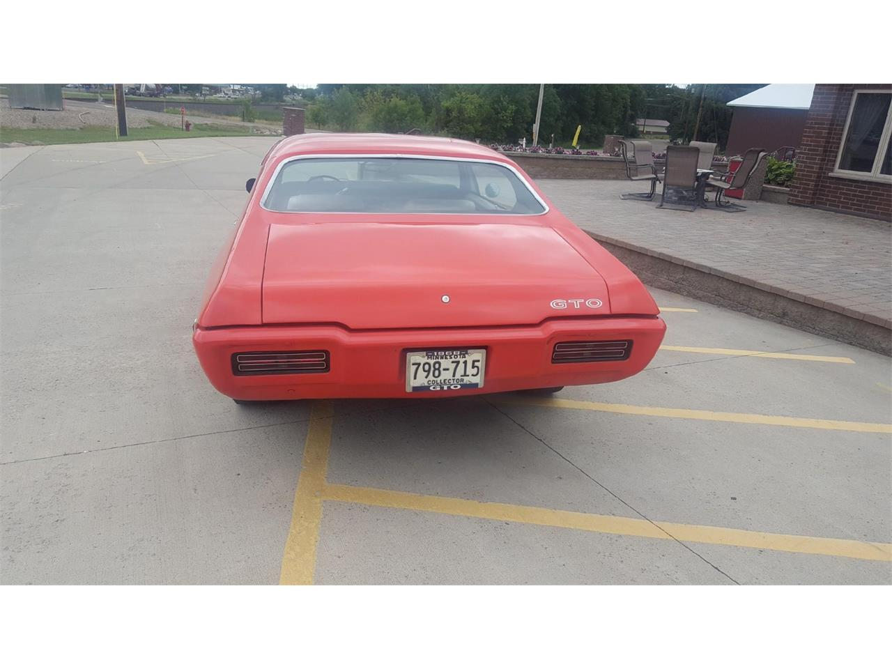 Large Picture of 1968 Pontiac GTO located in Annandale Minnesota - LFV8