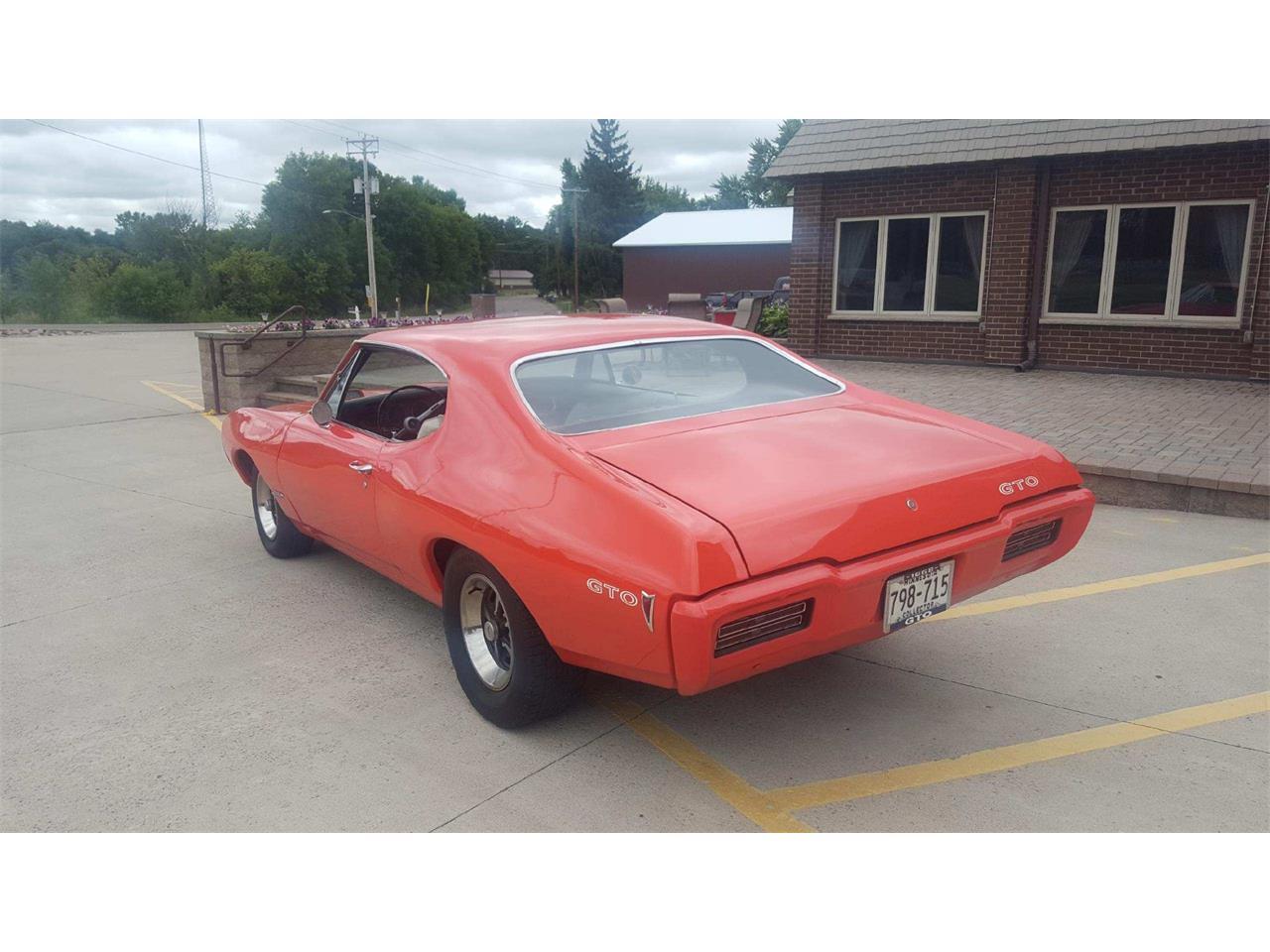 Large Picture of Classic 1968 Pontiac GTO - $29,999.00 - LFV8