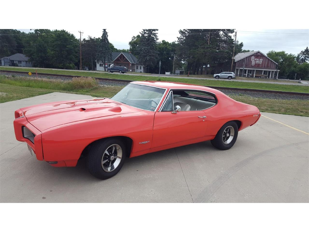 Large Picture of Classic 1968 GTO located in Minnesota Offered by Classic Rides and Rods - LFV8