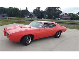 Picture of 1968 Pontiac GTO located in Annandale Minnesota - LFV8