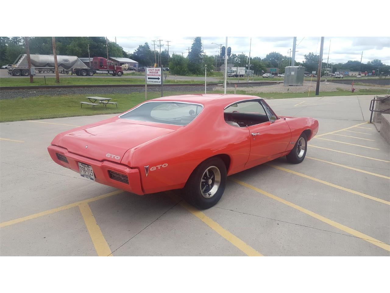 Large Picture of Classic 1968 Pontiac GTO located in Minnesota - $29,999.00 - LFV8