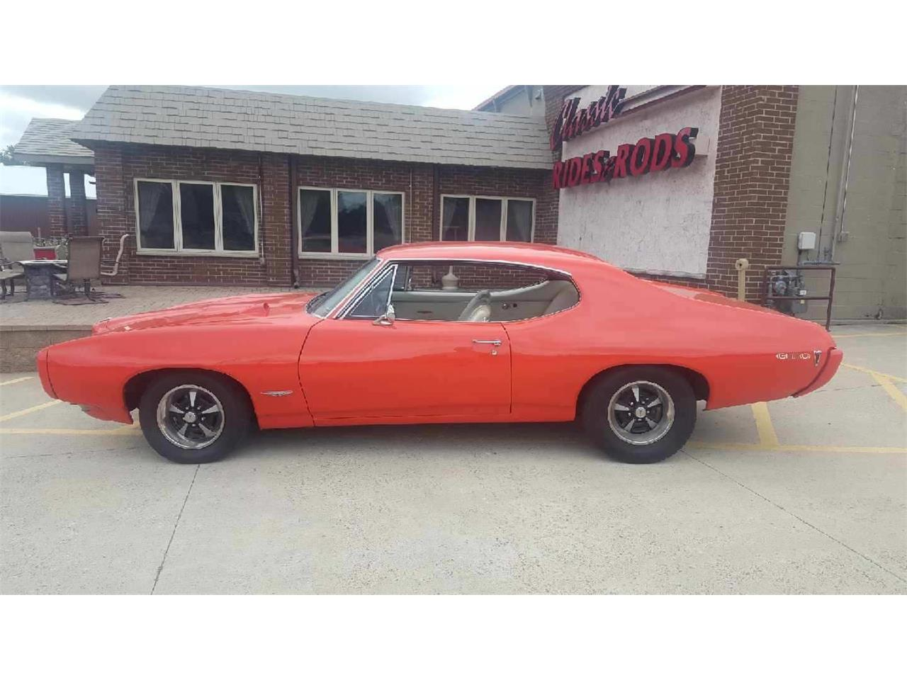 Large Picture of 1968 GTO located in Minnesota - $29,999.00 Offered by Classic Rides and Rods - LFV8