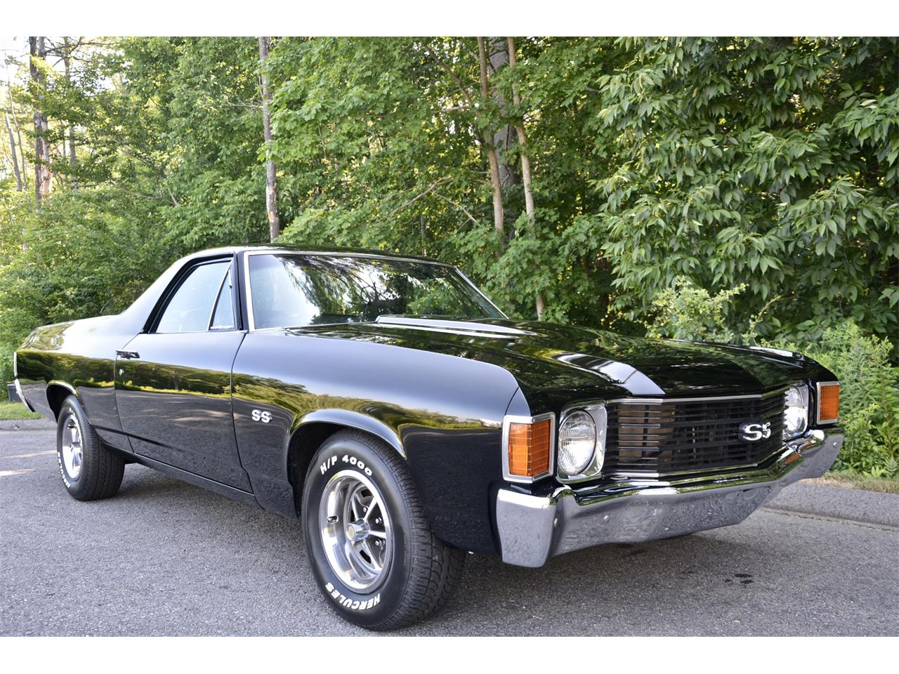 Large Picture of '72 El Camino - LI89