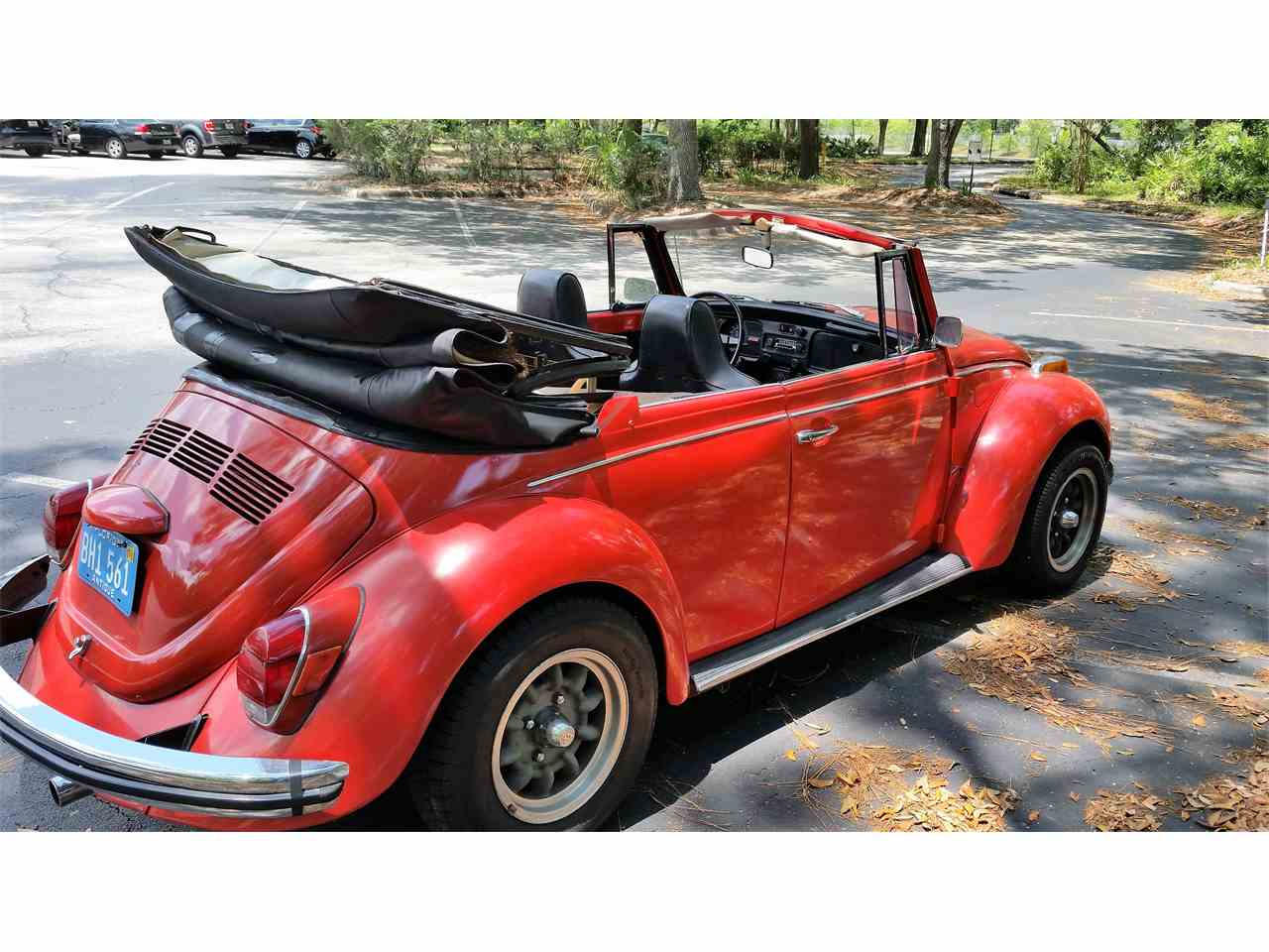 1972 Volkswagen Super Beetle for Sale | ClassicCars.com | CC-1003402
