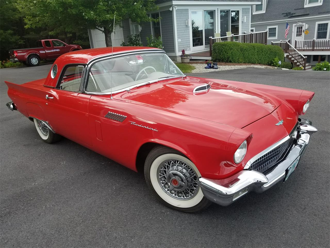 Large Picture of Classic '57 Ford Thunderbird located in Sunapee New Hampshire - $32,900.00 - LI8K