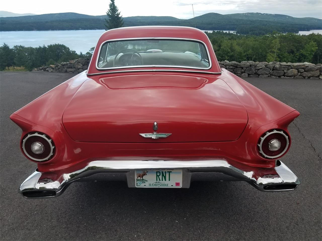 Large Picture of 1957 Ford Thunderbird located in New Hampshire - LI8K