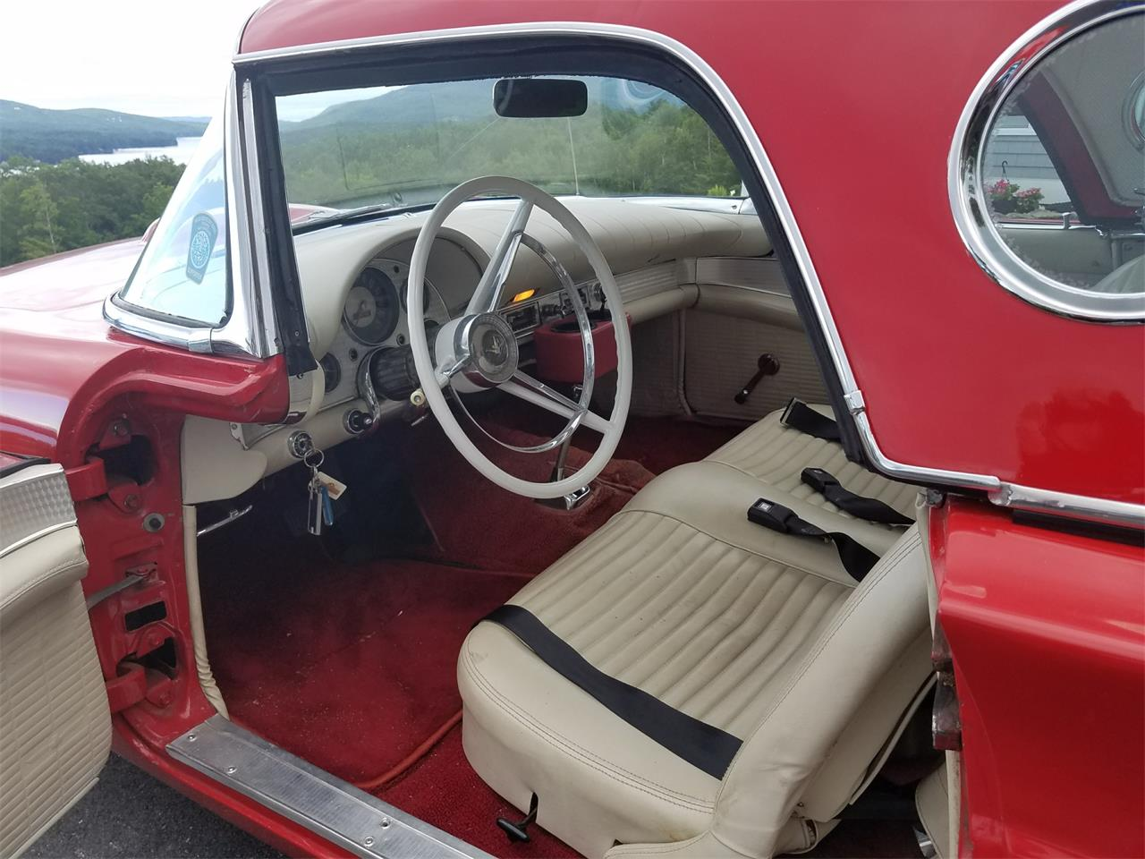 Large Picture of Classic 1957 Ford Thunderbird located in New Hampshire - LI8K