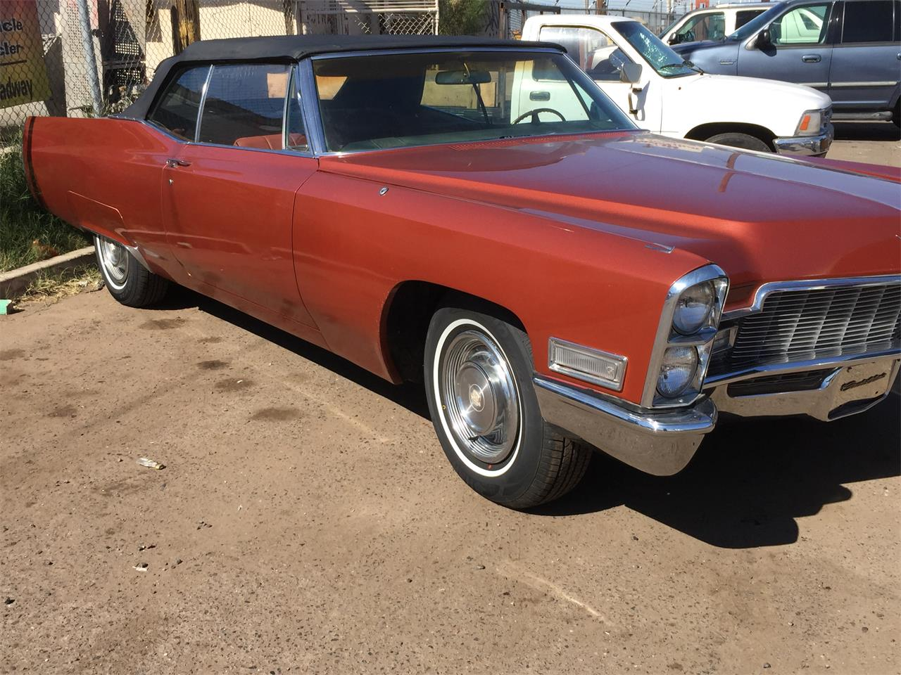 Large Picture of '68 Coupe DeVille - LI8O