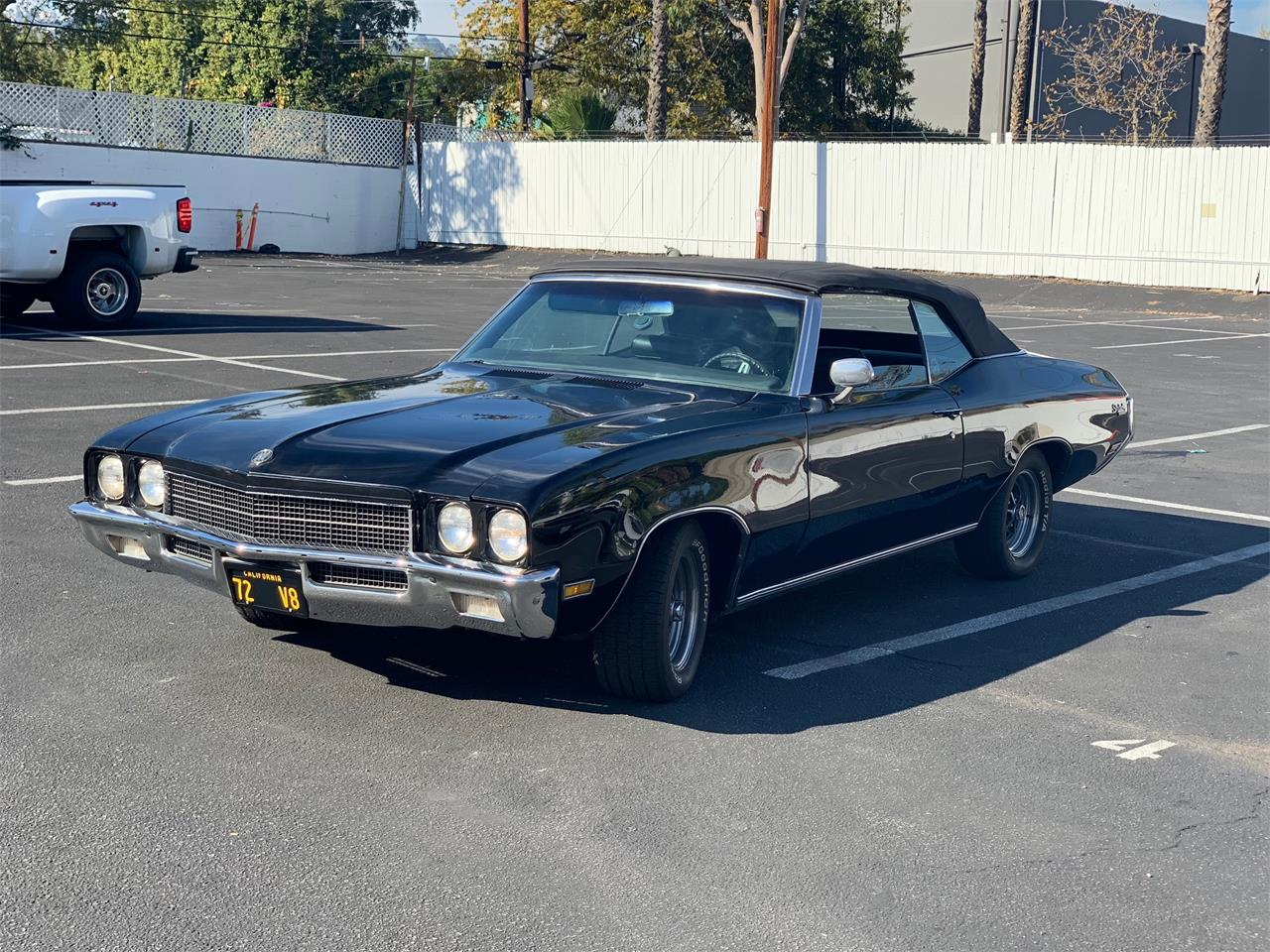 1972 Buick Skylark GS Black for sale | Used Cars for Sale