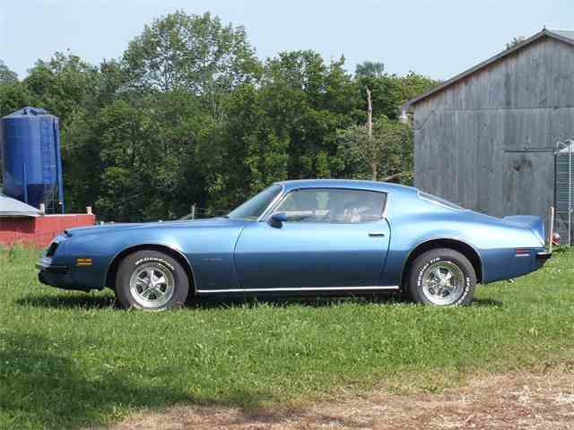 Picture of 1974 Firebird Formula Offered by a Private Seller - LI8X