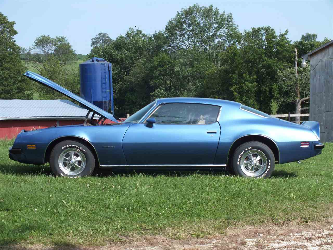 Large Picture of '74 Firebird Formula - LI8X