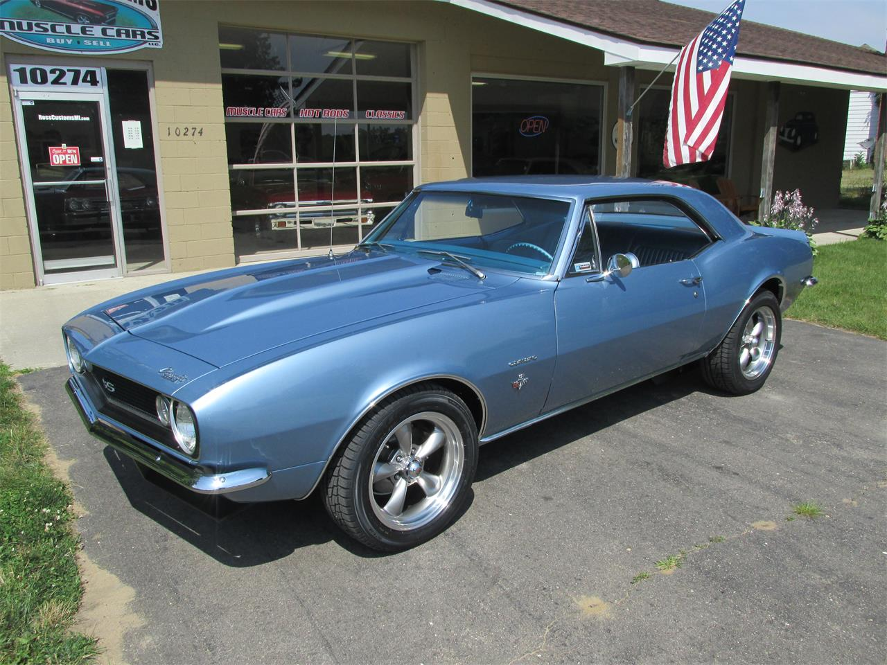 Large Picture of 1967 Camaro SS located in Goodrich Michigan - $34,900.00 Offered by Ross Custom Muscle Cars LLC - LI8Y