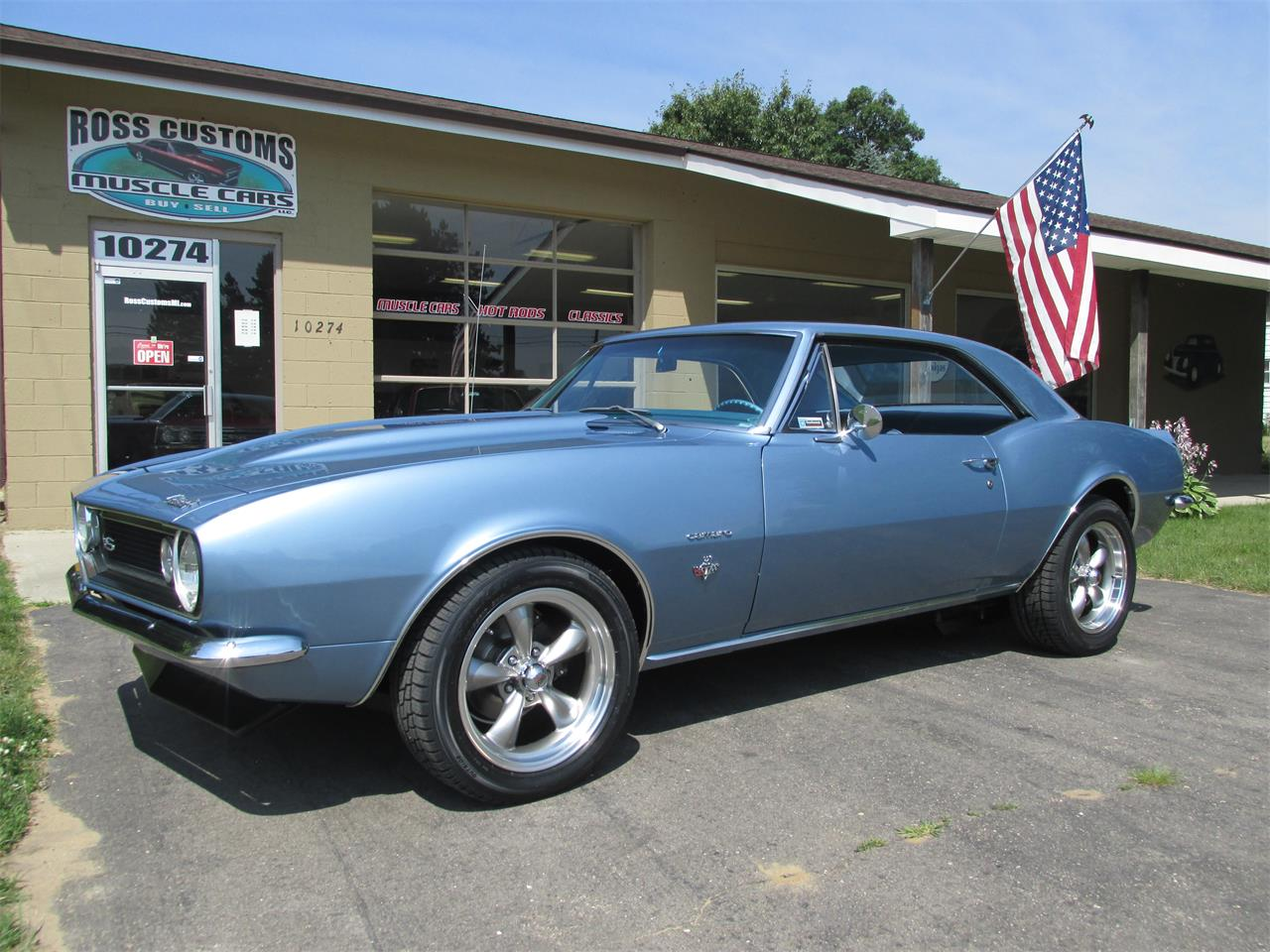 Large Picture of Classic 1967 Camaro SS located in Michigan - $34,900.00 - LI8Y