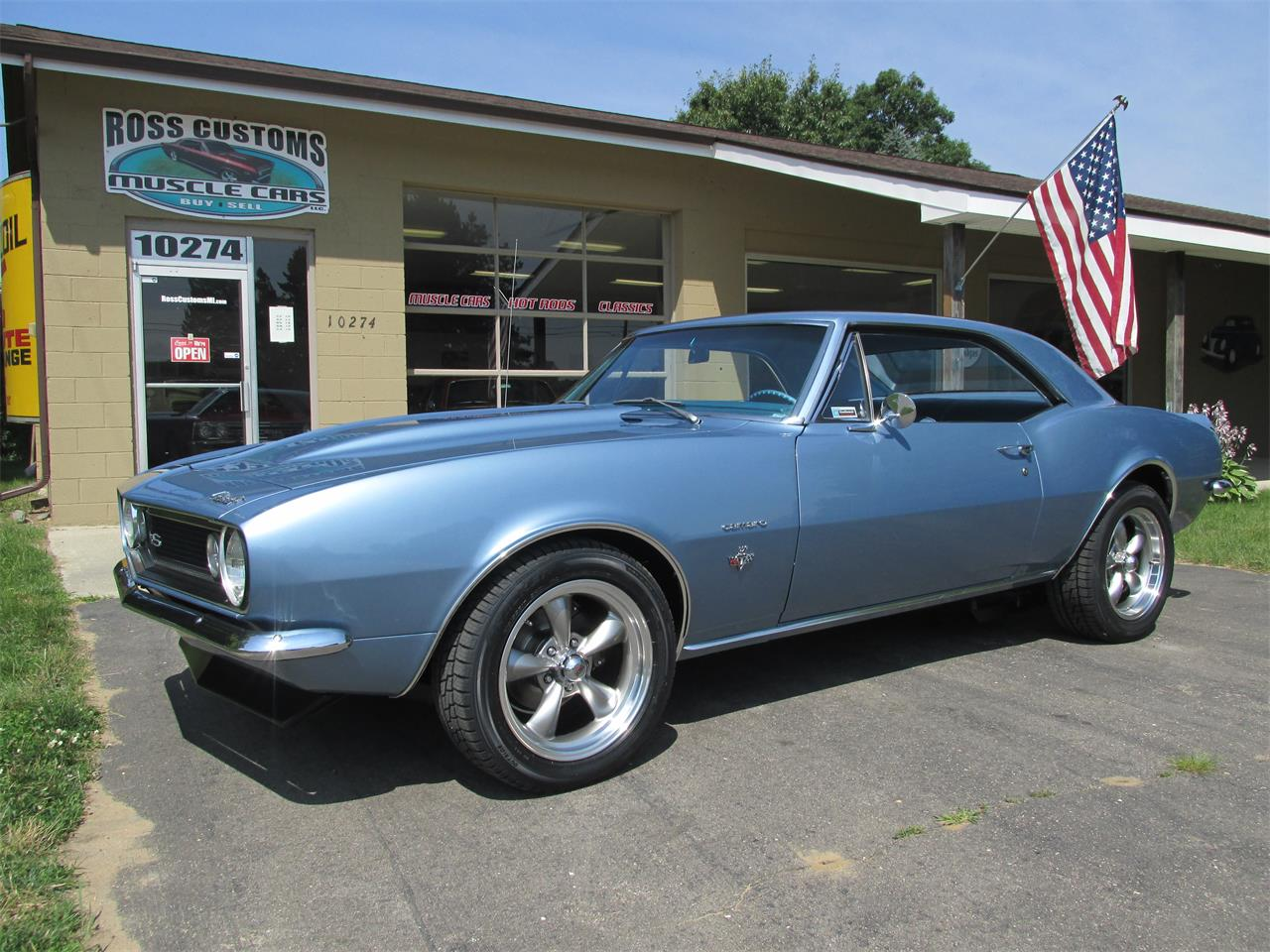 Large Picture of '67 Camaro SS - $34,900.00 Offered by Ross Custom Muscle Cars LLC - LI8Y