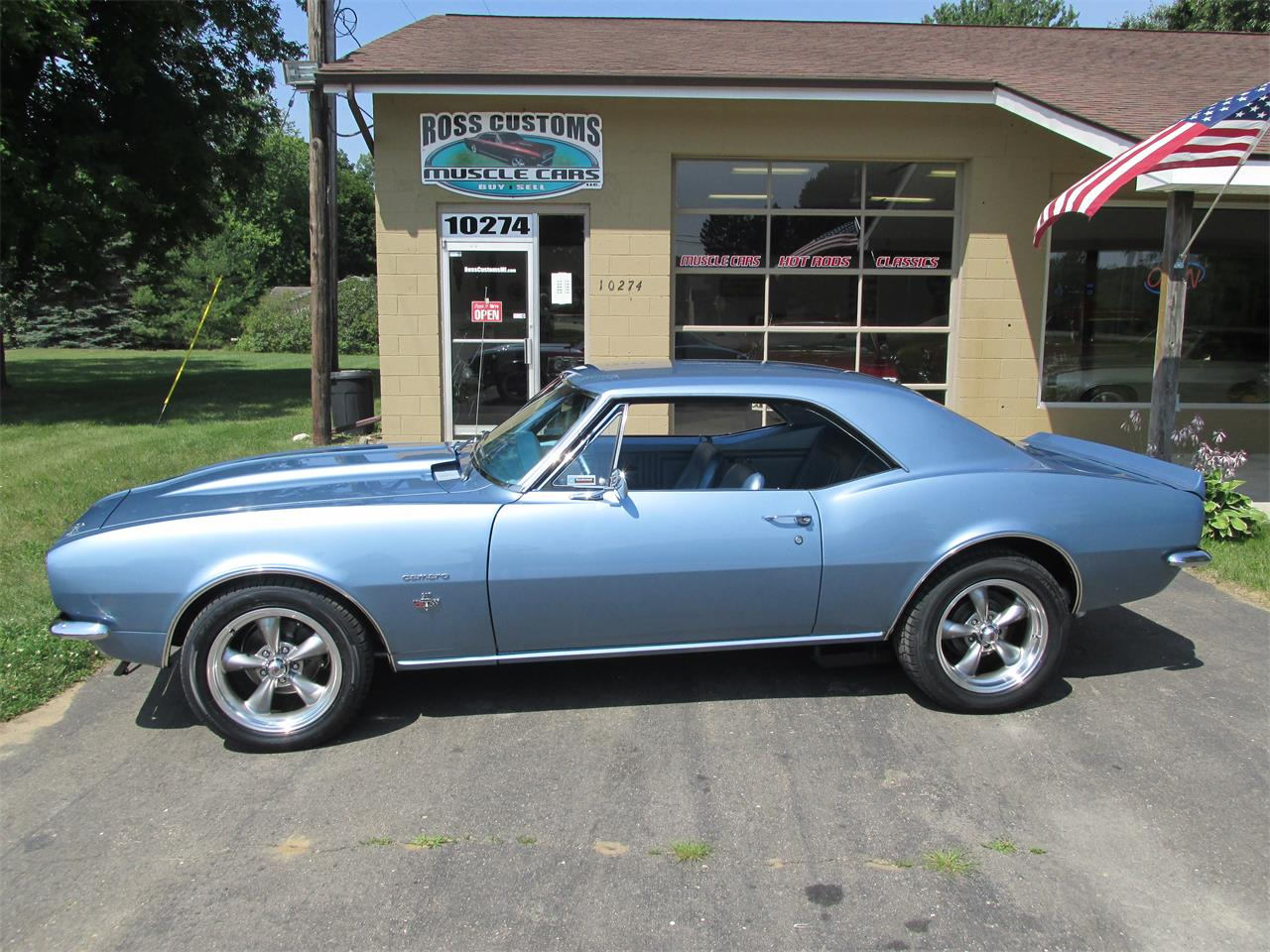 Large Picture of 1967 Chevrolet Camaro SS - $34,900.00 - LI8Y