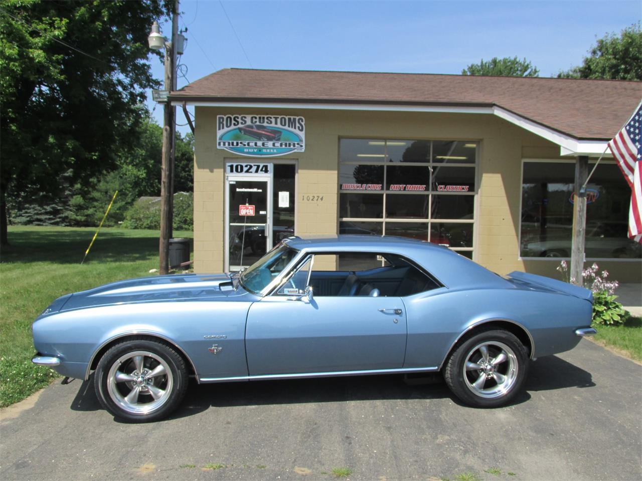 Large Picture of Classic '67 Chevrolet Camaro SS located in Michigan - LI8Y