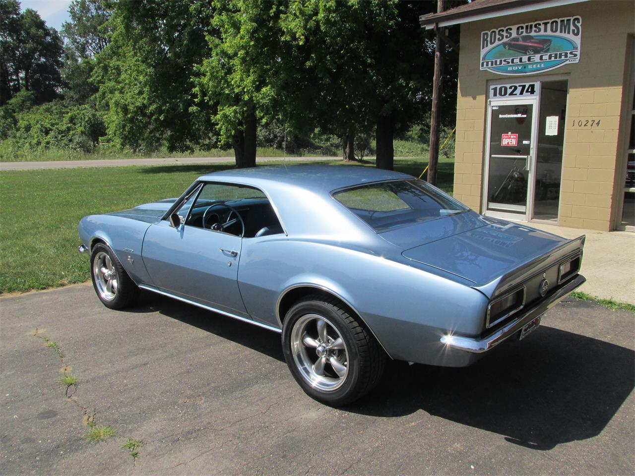 Large Picture of Classic 1967 Camaro SS - $34,900.00 Offered by Ross Custom Muscle Cars LLC - LI8Y