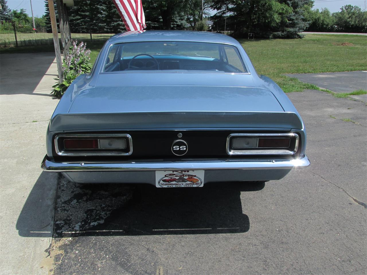 Large Picture of Classic 1967 Camaro SS - LI8Y