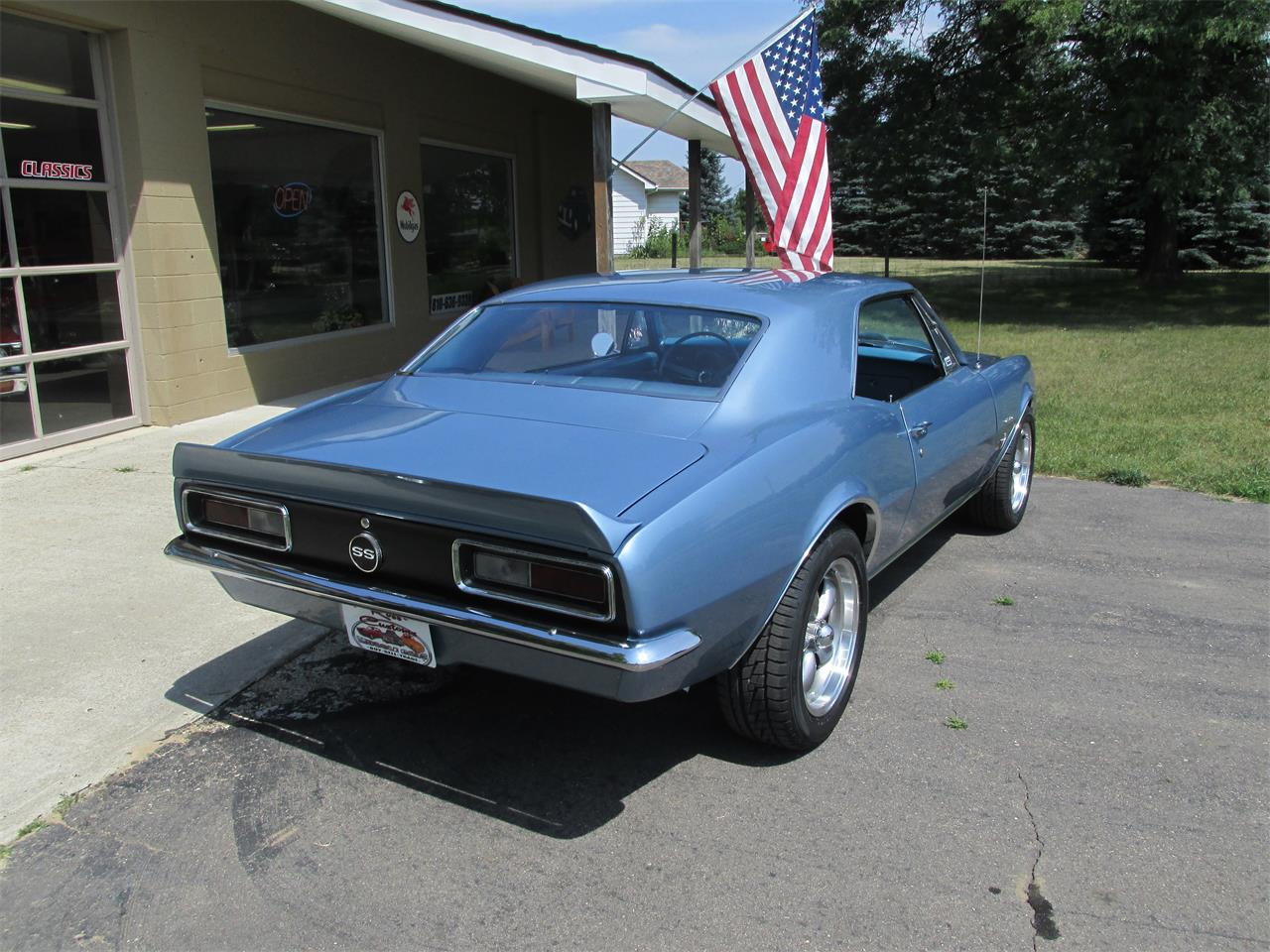 Large Picture of 1967 Camaro SS Offered by Ross Custom Muscle Cars LLC - LI8Y