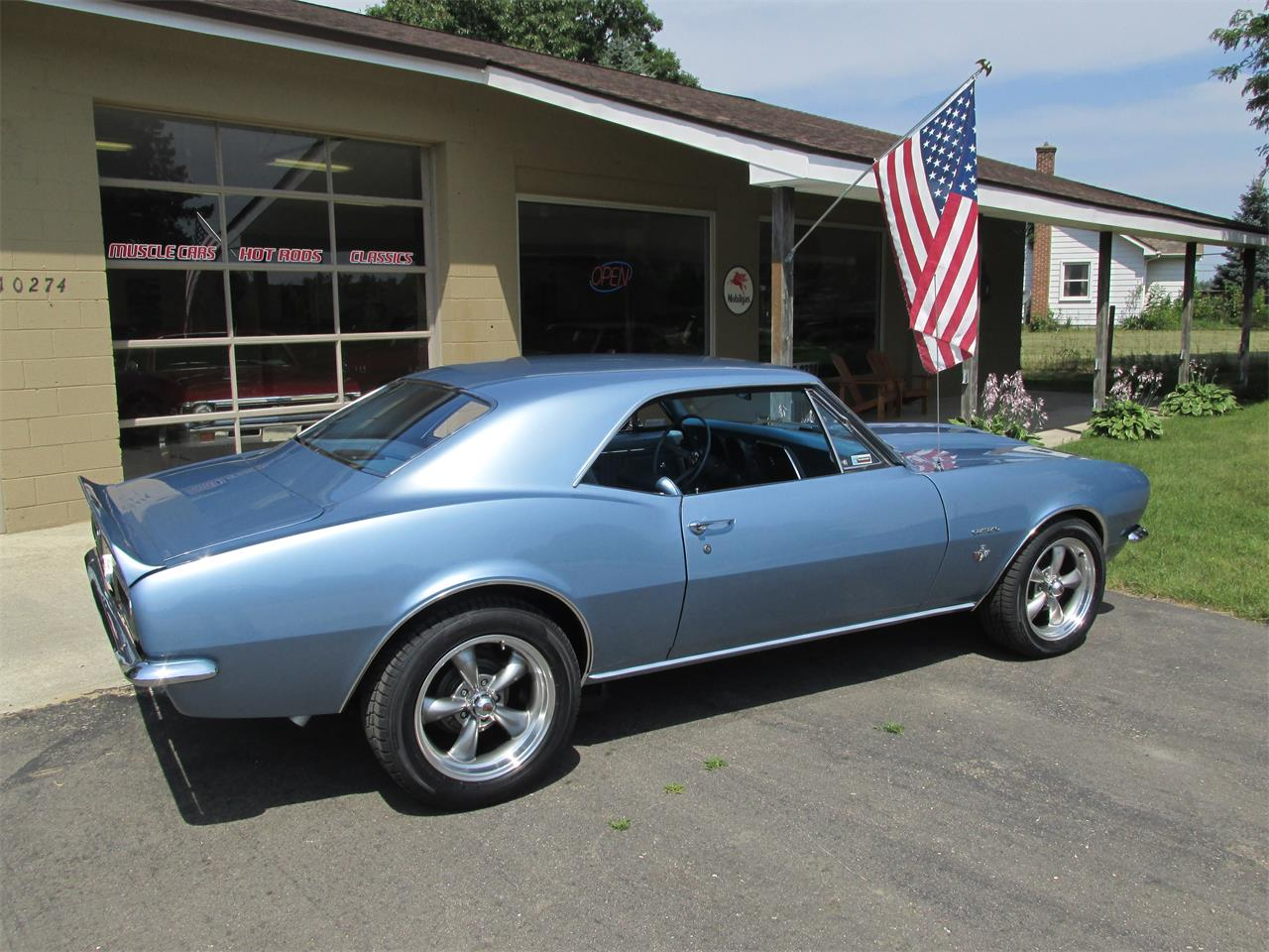 Large Picture of '67 Camaro SS located in Goodrich Michigan - $34,900.00 Offered by Ross Custom Muscle Cars LLC - LI8Y