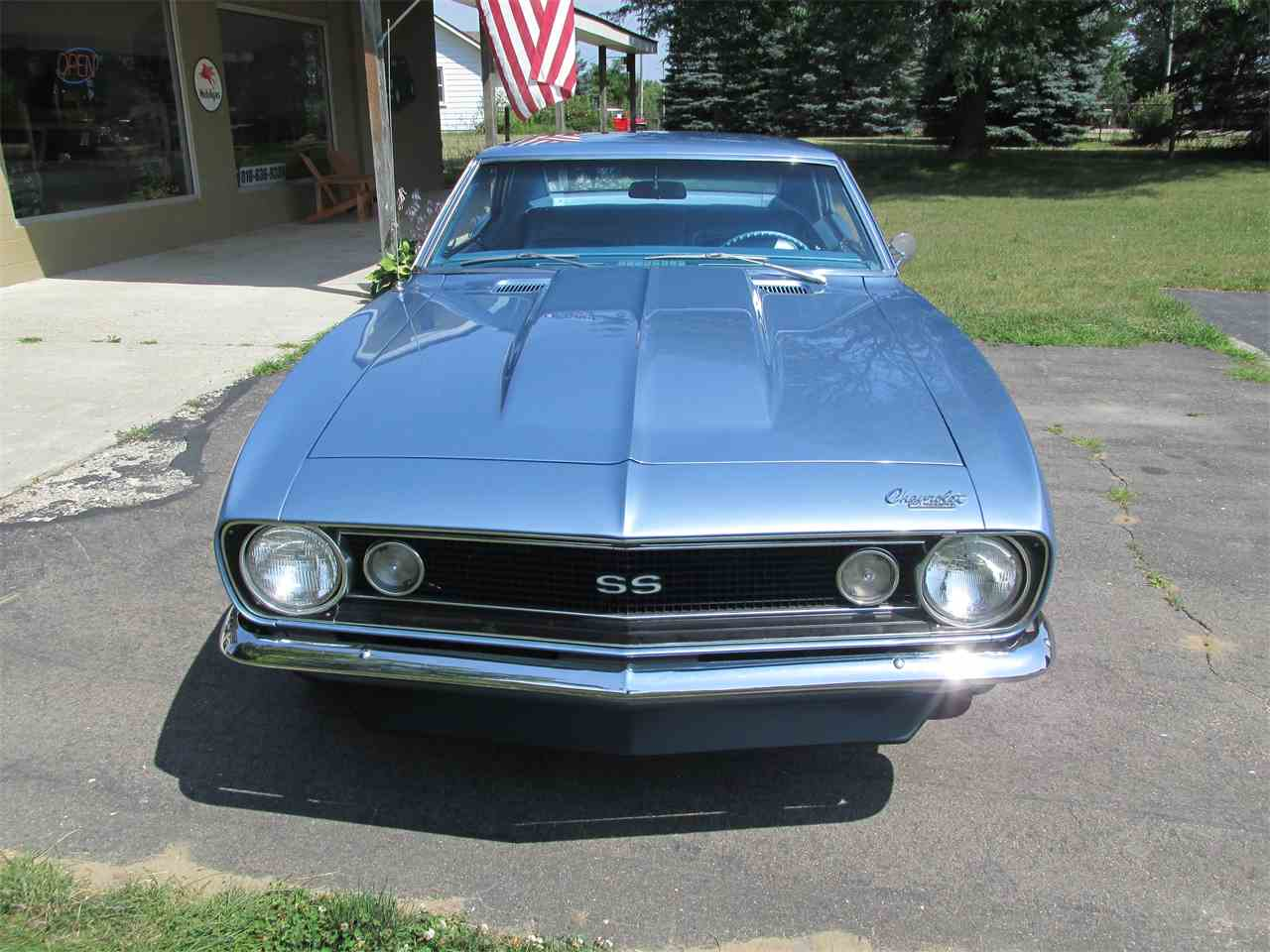 Large Picture of '67 Camaro SS - LI8Y