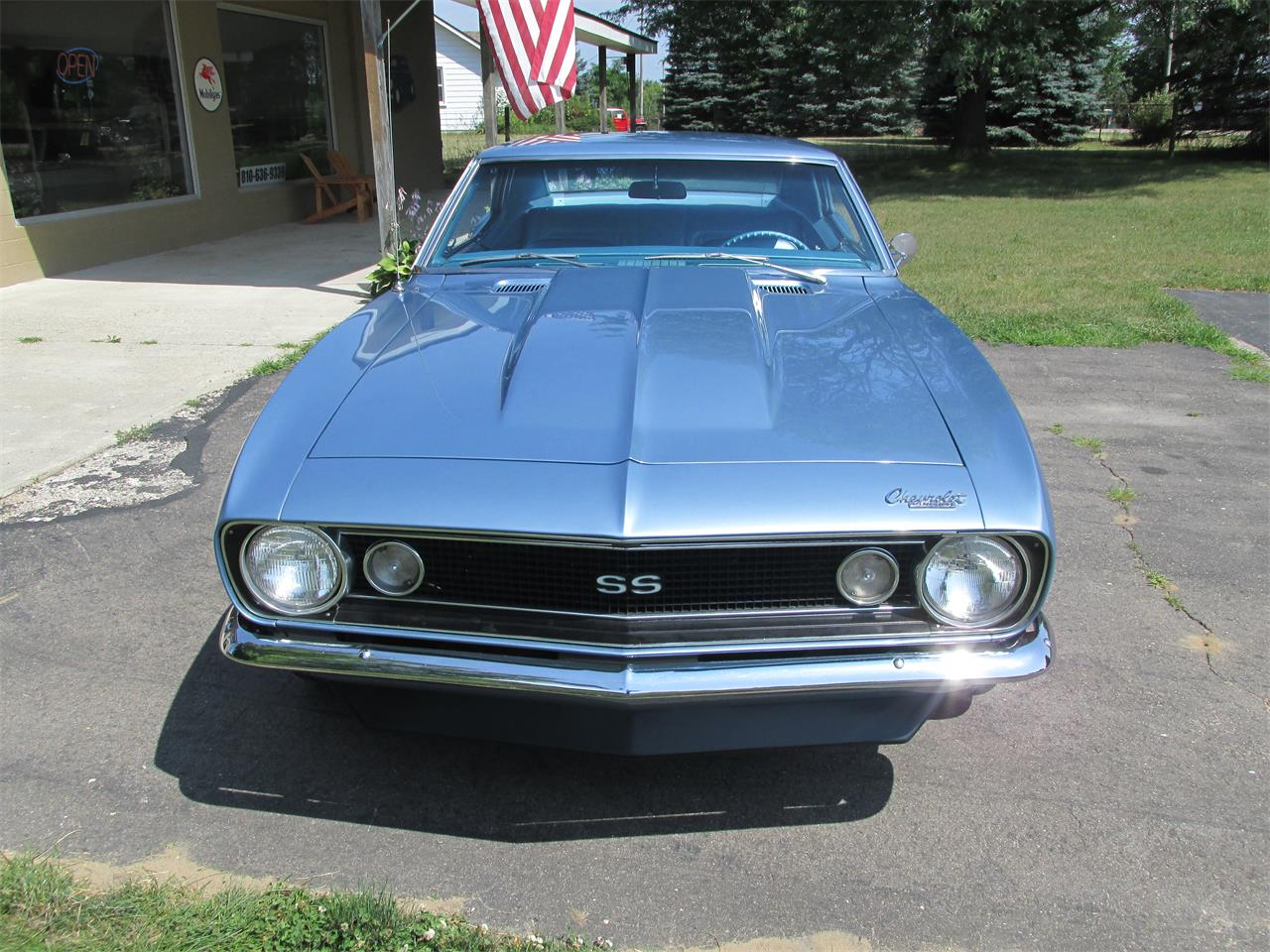 Large Picture of Classic '67 Chevrolet Camaro SS located in Michigan Offered by Ross Custom Muscle Cars LLC - LI8Y