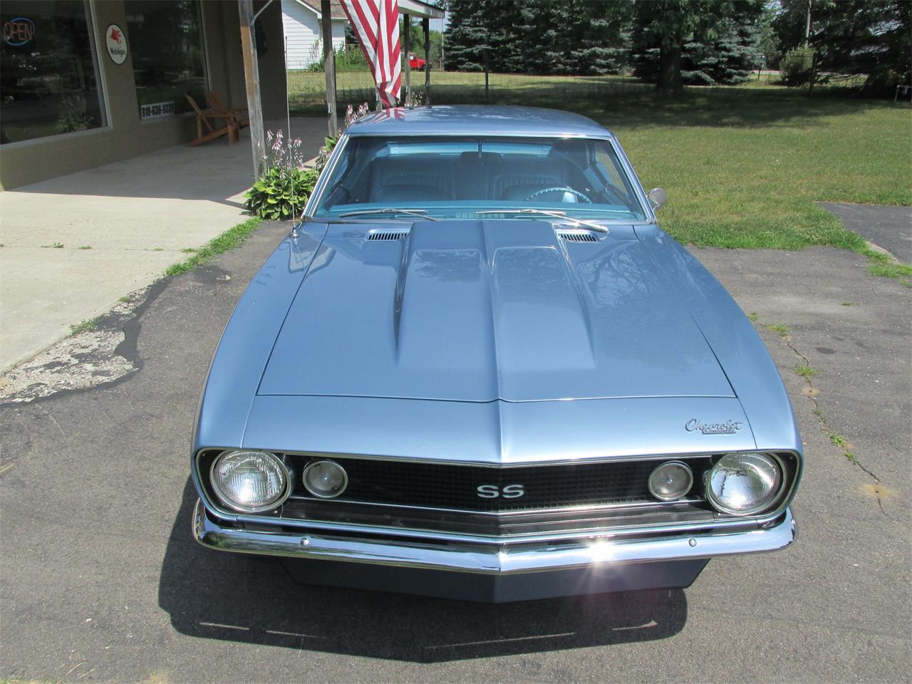 Large Picture of Classic 1967 Camaro SS located in Michigan - $34,900.00 Offered by Ross Custom Muscle Cars LLC - LI8Y