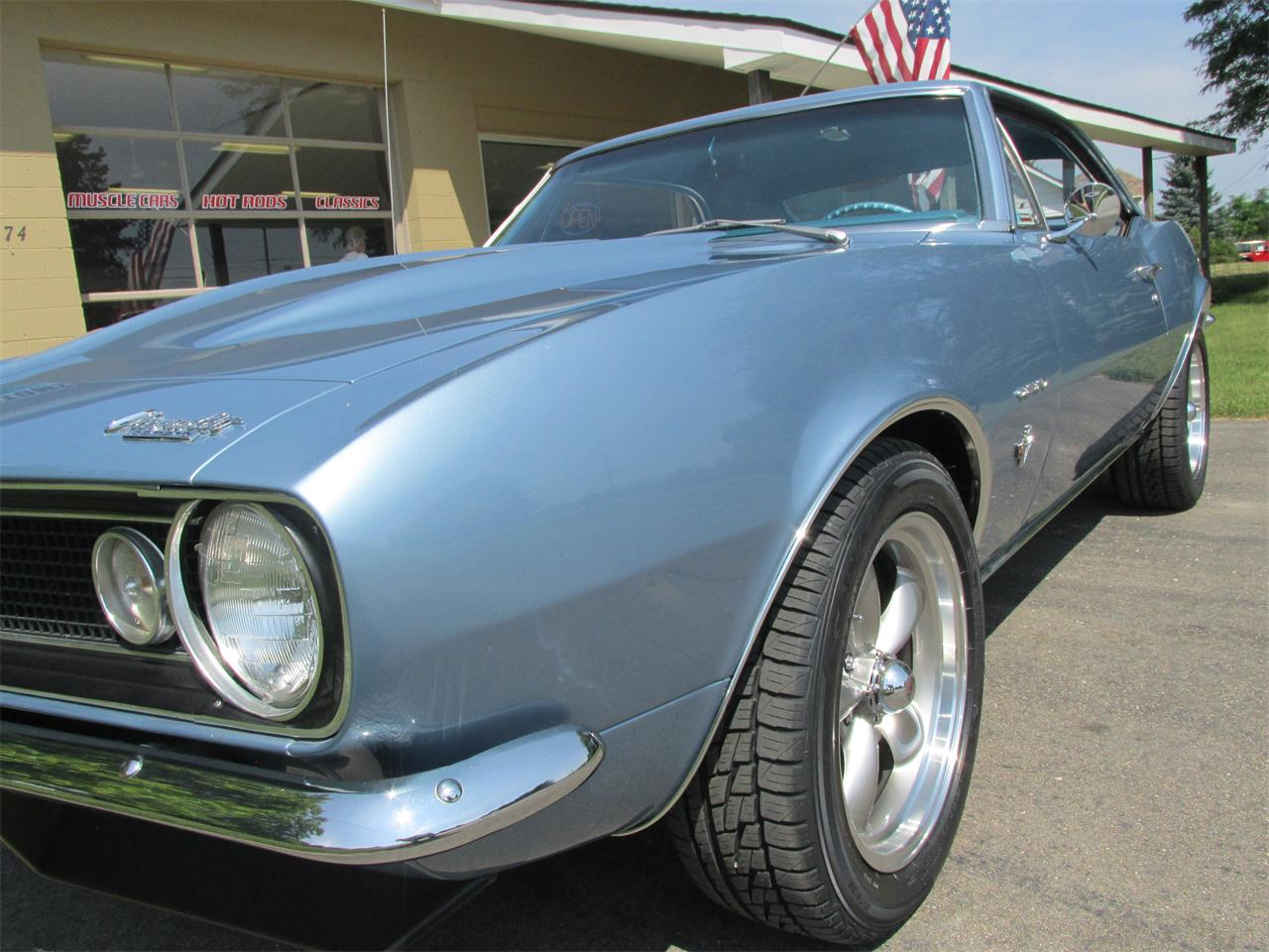 Large Picture of Classic '67 Chevrolet Camaro SS - LI8Y