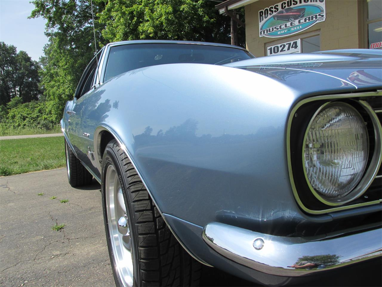 Large Picture of Classic '67 Camaro SS located in Michigan - LI8Y